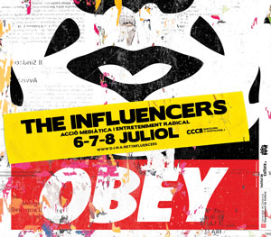 The influencers | acción mediática y entretenimiento radical