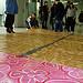 Colocando el suelo