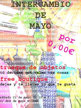 Intercambio de Mayo